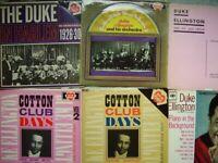 20 Duke Ellington LPs