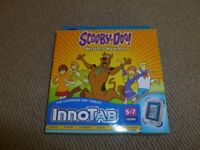 VTECH INNOTAB SCOOBY DOO MYSTERY MADNESS EDUCATIONAL GAME