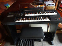 MUST SELL QUICKLY Yamaha ME10 Electronic Organ/Keyboard Midi Compatible
