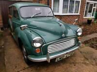Morris Minor 1000 Traveller 1967 model