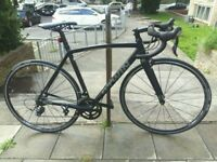 B-TWIN ALUR 700 ROAD BIKE Like new