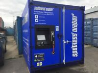 Water Fed Pole, Window Cleaning, Pure Water Filling Station - Wembley!