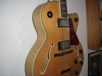 EPIPHONE JOE PASS ARCHTOP JAZZ GUITAR VINTAGE