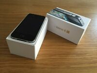 iphone 4s 16GB Black in excellent condition, unlocked