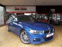 2014 14 BMW 320D M SPORT STEP AUTO ~LOW MILEAGE~BUSINESS NAV~SPORTS PACK~FBMWSH~HARMAN KARDON~