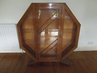Art Deco Display Cabinet by Rurka