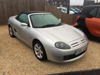 Mgf tf convertible 2004 model low miles