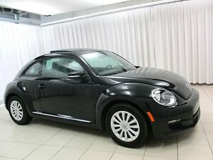 2016 Volkswagen Beetle TURBO 5DR HATCH w/ SUNROOF, CARGO COVER &