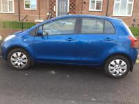 2008 Toyota Yaris 1.0 with full service history