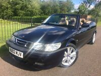 SAAB 9-3 SE Turbo - Fully Rebuilt Engine - Immaculate condition - Service History - Warranty