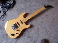 Aria pro ii SL ST 3 rare vintage guitar