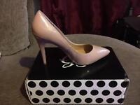 Gorgeous BNIB Nude size 7 shoes
