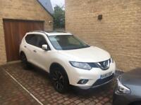 Nissan Xtrail N-Tec 4x4 7 seater 1 week left!!