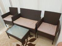 Rattan Garden Conservatory Furniture