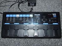BOSS ME-6 GUITAR EFFECTS PEDAL