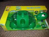 Mookie Pull-along Garden Turtle brand new unopened box