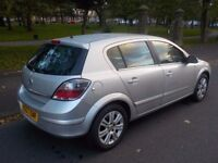 2007 Vauxhall Astra, 1.6 Petrol, LeatherTrimSeats, Full Service History, HPI Clear Warranted Mileage