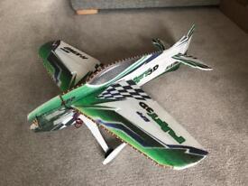 Fury 3D RC plane airframe
