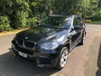 BMW X5 3.0sd m sport 2008 7 seater high spec pano roof