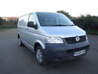 2009 Volkswagen Transporter T30 1.9 TDI 102 - 1 Doctor Owner - Metallic Reflex Silver - NO VAT