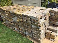 450 Yellow stock bricks