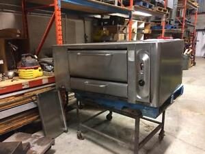 Four a Pizza au Gaz Blodgett 1000 Gas Pizza Oven