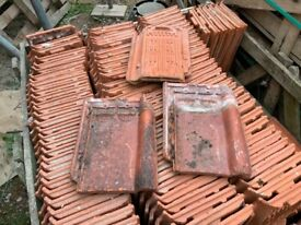 1,200 French Clay Pan Tiles