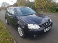2004 Volkswagen Golf 2 litre diesel with one year MOT full service history