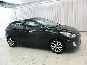 2017 Hyundai Accent COME CHECK OUT THIS BLACK BEAUTY!!! 5DR HATC
