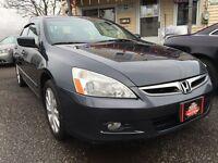 2006 Honda Accord Sdn LX V6 AT ULEV