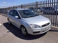 2007 Ford Focus 1,6 litre 5dr 2 owners