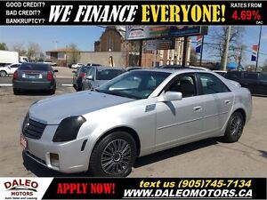 2003 Cadillac CTS RARE 5 SPEED SUNROOF V6