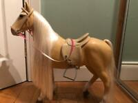 Our Generation Lusitano Hair Play Horse