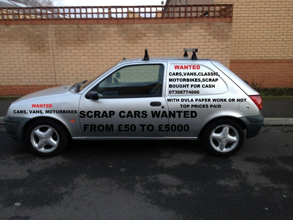 scrap cars wanted top prices paid | in Dagenham, London | Gumtree