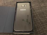 Samsung S7 edge 32gb - onyx black BUNDLE