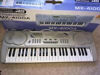 49 Keys Multi-Function Electronic Keyboard
