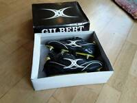Gilbert Rugby/ football boots brand new