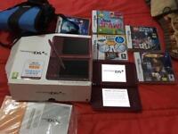 Nintendo Ds Xl console