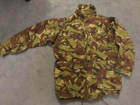 Men's combat jacket
