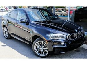2015 BMW X6 xDrive50i - Bas Km - Condition Salle De Montre -