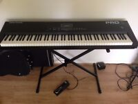 Electric Keyboard - full size professional grade with weighted keys
