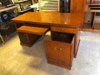 Selva Antique Style Computer Desk