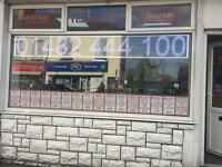 Takeaway pizza shop for sale