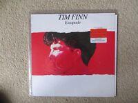 Tim Finn 'Esplanade' Original vinyl album