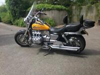 Honda Valkyrie custom bike 2000