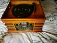 Crosley retro stereo unit