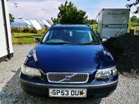2004 Volvo V70 for sale or swap £1350