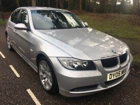 2005 BMW 3 Series 2.5 325i SE 4dr Low Mileage F/S/H 2 Former keepers.