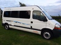wanted damaged touring caravan for camper van conversion