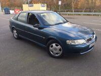 2001/51 VAUXHALL VECTRA ONLY 87,000 MILES WITH MOT